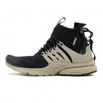 "Herren Schwarz-Bamboo-Schwarz Schuhe <span class=""__cf_email__"" data-cfemail=""7736140518190e1a37"">[email protected]</span> X Nike Air Presto Mid 844672-001"