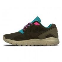 Herren Nike Koth Mobb Ultra Low Dunkel Loden Schuhe 749486-333