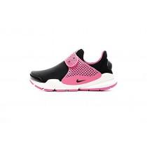 Nike Sock Dart Breathe Unisex Schuhe Schwarz/Fuchsia Rosa 904277-002