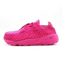 Damen 417725-604 Schuhe Nike Air Footscape Rosa