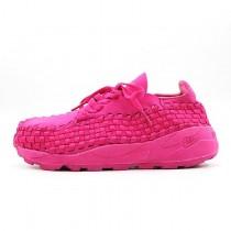 Damen 417725-604 Schuhe Nike Air Footscape Rosa