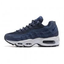 834668-062 Schuhe Nike Wmns Air Max 95 Essential Damen Tibetan Blau/Weiß