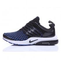 Schwarz/Blau Nike Air Presto Qs Herren Schuhe 347635-022