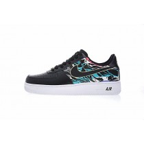 Schuhe 923093-100 Bhm Schwarz Unisex Nike Air Force 1 Low