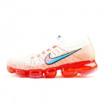 Herren Weiß/Orange/Rot Schuhe Nike Air Vapormax 845473-002