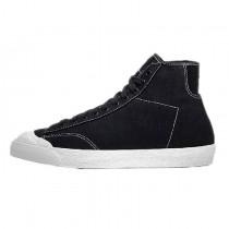 Schuhe Herren Schwarz/Weiß 488493-003 Nike X Fragment Design Zoom All Court 2 Mid Tz