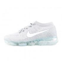 849560-100 Herren Weiß/Gray Schuhe Nike Vapormaxte
