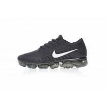 Unisex Schuhe Nike Air Vapormax Flyknit 849558-010 Schwarz/Weiß