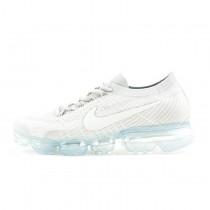 849558-004 Herren Nike Air Vapormax Schuhe Weiß/Licht Grau