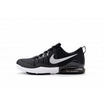 Schwarz/Weiß Schuhe Nike Zoom Train Action 852438-003 Herren