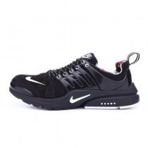 Schuhe Nike Air Presto Qs La Schwarz/Weiß Floral Unisex