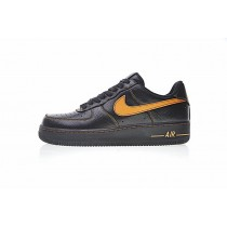 Unisex 820268-001 Schwarz Orange Edc A$Ap Rockye Air Force 1 Schuhe