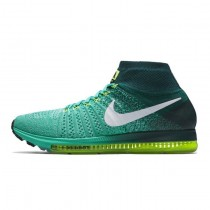 844134-313 Nike Air Zoom All Out Flyknit Mint Grün Herren Schuhe