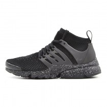 Unisex Nike Air Presto Flyknit Ultra All Schwarz/Splash-Ink 835570-003 Schuhe