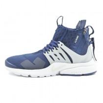 "Schuhe <span class=""__cf_email__"" data-cfemail=""a8e9cbdac7c6d1c5e8"">[emailprotected]</span> X Nike Air Presto Mid Herren 844672-400 Tief Lila/Weiß"
