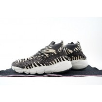 Schuhe Unisex Zebra 446337-201 Nike Air Footscape Woven Chukka Motion