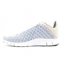 Nike Free Inneva Woven Schuhe Herren 579916-401 Blau/Weiß/Gray