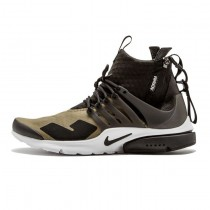 """Herren Medium Olive/Dust-Schwarz Schuhe 844672-200 <span class=""""__cf_email__"""" data-cfemail=""""7f3e1c0d101106123f"""">[emailprotected]</span> X Nike Air Presto Mid"""