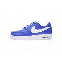Nba X Nike Air Force 1 Af1 Nba Weiß Schwarz Schuhe Unisex 823511-103