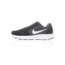 Schwarz/Grau/Weiß Schuhe 819300-001 Nike Revolution Herren
