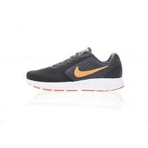 819300-003 Schuhe Schwarz/Grau/Orange Herren Nike Revolution