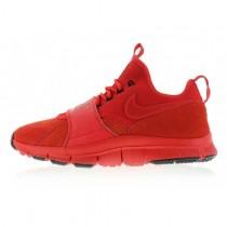 Nike Free Ace Leather Universität Rot/Universität Rot-Schwarz Schuhe 749627-600 Herren