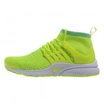 Nike Air Presto Flyknit Ultra 835738-300 Schuhe Herren Voltage Grün/Volt