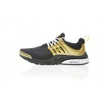 Herren 848187-701 Schuhe Nike Air Presto Ultra Br Schwarz/Gold/Ink Silber