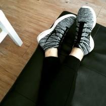 Schuhe Nike Lunar Flyknit Chukka Tief Grau Herren 554969-002