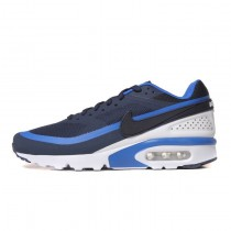 Mitte Marine/ Hyper Cobalt Schuhe 819475-404 Herren Nike Air Max Bw Ultra