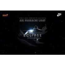 """Size? X Nike Air Huarache Light """"Eclipse Og 306127-010 Schuhe Mitternacht Herren"""