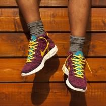 Grand Lila 554969-085 Herren Nike Lunar Flyknit Chukka Nd Purple Schuhe