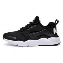Unisex Schwarz Weiß Schuhe 819151-001 Nike Air Huarache Ultra