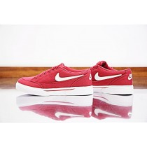 Schuhe Unisex 840300-610 Nike Gts '16 Txt Burgundy/Weiß