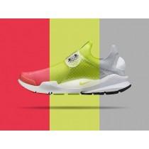 Schuhe Volt/Neon Gelb 686058-771 Herren Nike Sock Dart Sp