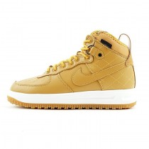 Herren Nike Lunar Force 1 Duckboot 805899-003 Schuhe Beige