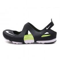 Schwarz Weiß Schuhe 725001-019 Unisex Nikelab Free Rift Sandal Sp