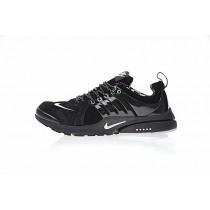 Unisex Nike Air Presto Qs Schuhe Schwarz/Weiß 833876-011