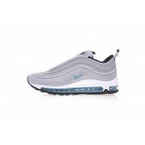 Damen Nike Air Max 97 Ul '17 Bullet Silber/Blau Schuhe 917704-001