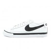 Ss Nike Blazer Low X Black Comme Des Garcons Cdg Schuhe 633699-002 Weiß/Schwarz Unisex