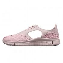 Champagne Rosa Damen 813069-660 Schuhe Nike Wmns Free Inneva Woven Sp 5.0