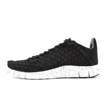 Schuhe 579916-007 Herren Nike Free Inneva Woven Blac/Weiß/Inkjet