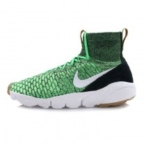 Schuhe Nike Air Footscape Magista Flyknit 816560-300 Herren Poison Grün