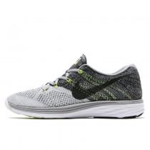 698181-009 Nike Knit Lunar3 Herren Licht Grau/Gradient Grün Schuhe