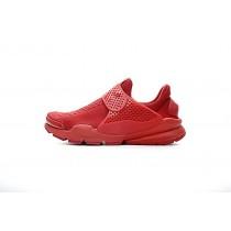 819686-600 Schuhe Unisex Nike Sock Dart Breathe Rot