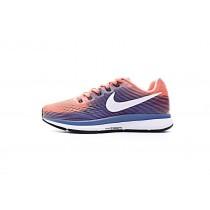 Orang/Tief Blau/Weiß Schuhe Herren 880555-800 Nike Air Zoom Pegasus