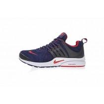 Unisex Tief Blau/Rot Nike Air Presto Qs 836670-406 Schuhe