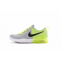 Nike Zoom Train Action Schuhe 852438-007 Licht Grau/Lime Grün Herren