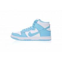 Blau Lake Nike Dunk High Sb Schuhe 921797-300 Herren