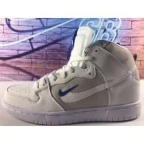 Soulland X Nike Sb Fri.Day 0.2 High Herren Weiß/Blau Schuhe Ah9613-141